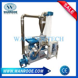 Déchets de plastique en poudre Making Machine Micronizer meulage UPVC Pulvérisateur en PVC