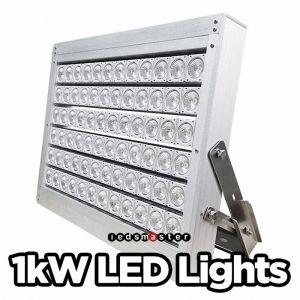 80watt het LEIDENE Licht van het Stadion voor het Hof van de Voetbal
