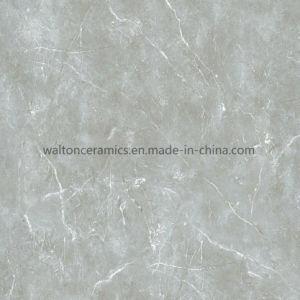 Het grijze Marmer kijkt Modieuze 600X600 verglaasde de Opgepoetste Tegel van de Muur van de Tegel van de Vloer van het Porselein