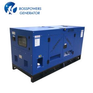 60Hz Weifangリカルドの無声タイプ150kVAの電気ディーゼル発電機