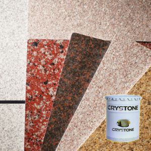 La mejor pintura de pared exterior de la base de agua de piedra de granito líquido Real de Pintura Pintura