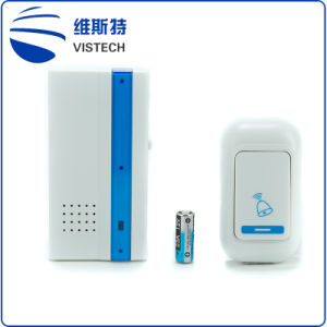 La promotion de l'acrylique Smart Wire-Drawing Bell Bell des portes électrique