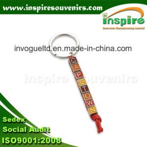 魅力的な金属は魅了する記念品(SK846)のためのキーホルダーを