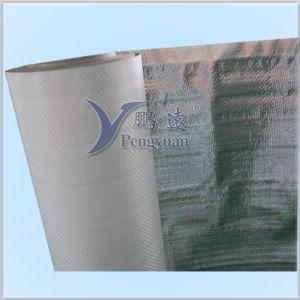 Огнезащитный сплетенный материал алюминиевой фольги ткани Coated
