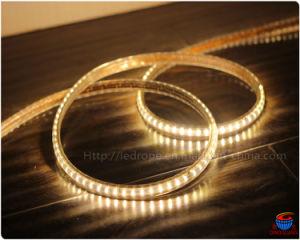 120 LEDs de 220V/M de tira flexible de LED 3014