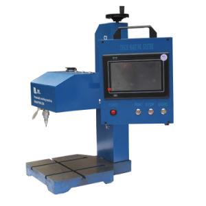 自由な出荷のデジタル空気の点の金槌の先の常置マーキング機械