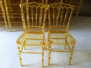 수지 나폴레옹 아크릴 명확한 의자