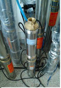 180W DC sin escobillas de la bomba de agua solar, 48V 10m3/hora, la bomba sumergible /Fuente
