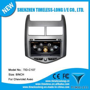 Automobile Audio per Chevrolet Aveo 2011-2013 con Costruire-nella chipset RDS BT 3G/WiFi DSP Radio 20 Dics Momery (TID-C107) di GPS A8