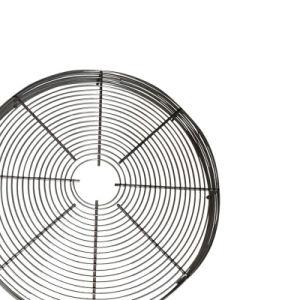 Ventilador de fio de metal com os dedos Grill Gurad coberturas para ventilador Industrial