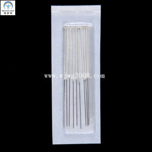Acuponcture Needles avec Silver Handle
