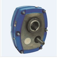 Smr Metric Shaft Mounted Reducer Gearbox Worm Geared Motor
