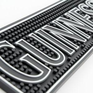 La Chine Facotry du couvre-tapis en caoutchouc de barre de PVC d'impression fait sur commande de logo