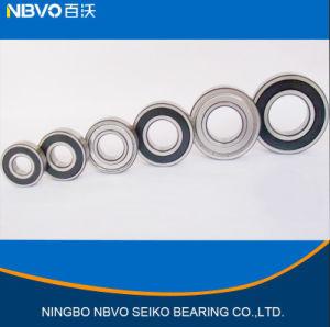 Rodamiento de acero inoxidable de bajo ruido (RME106ZZ)