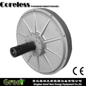 Cambiamento continuo assiale pmg del rotore esterno con coppia di torsione bassa