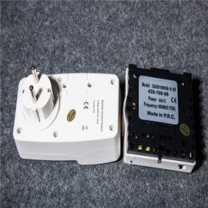 Digital Sem Fios do termostato da UE para painel de aquecimento por infravermelhos