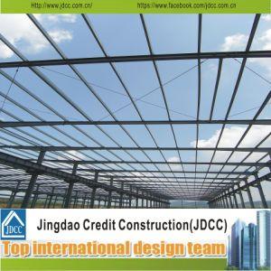 Fácil de instalar estructuras de acero de bajo coste