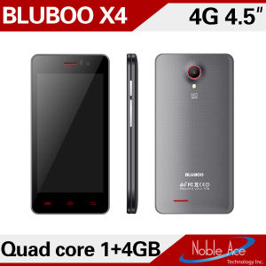A MTK6582 quad core x4 1G 4G ROM Telefone móvel