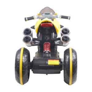 Giro del bambino sul motociclo elettrico dei capretti della batteria del motociclo 6V7ah dei giocattoli