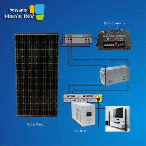 1KW de energia solar para a Home
