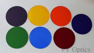 いろいろな種類医療機器のための光学色フィルターレンズ