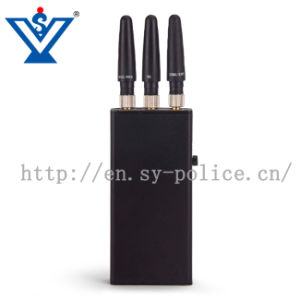 De Mano de alta potencia de señal celular Jammer (SYPB-01)