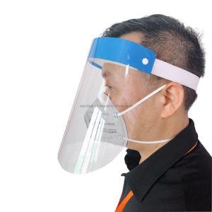 Горячие продажи одноразовых прозрачную защитную маску для лица