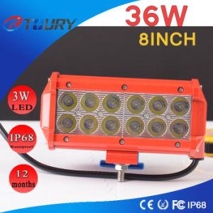8-дюймовый 36Вт Светодиодные рабочего освещения для автомобиля
