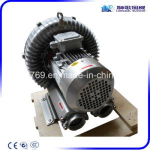 Máquina de limpeza do sistema de aspiração central usando o canal lateral Blower