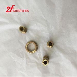 Pezzi meccanici di macinazione della Taiwan di buona qualità del metallo d'ottone su ordine di CNC