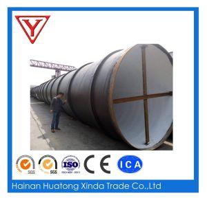 Против коррозии подземных канализации спираль стальной трубопровод