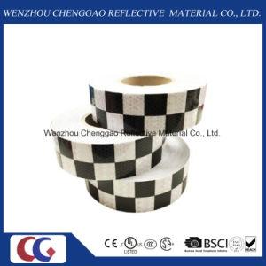 De zwarte/Witte Band van de Opmerkelijkheid van het Ontwerp van het Net Weerspiegelende (c3500-g)