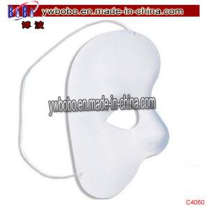 La máscara de parte de la noche Masquerade máscaras de ópera de parte de alimentación (C4060)