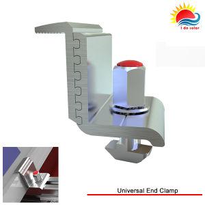 Regelbare ZonnePV die de InterUitrusting van de Klem (ZX032) opzetten