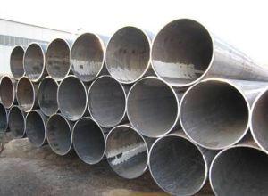 ASTM X52 LSAW Stahl-Gefäße