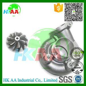 Сертификацию TS16949 высокой производительности рабочего колеса компрессора, алюминиевые колеса компрессора турбонагнетателя