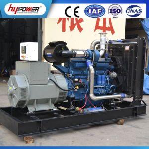 Открытого типа 300квт Weichai промышленные мощности генератора с бесщеточный генератор переменного тока