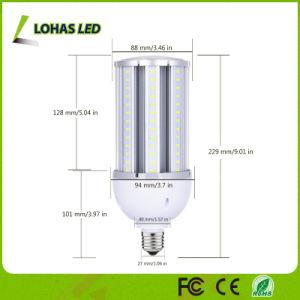 IP64 Waterproof LED Corn Bulb E27 Base (E40 vrij gegeven adapter) LED Street Light Bulb