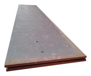 ASTM A588 Chapa de aço corten resistente às condições climatéricas a/b Folha de aço
