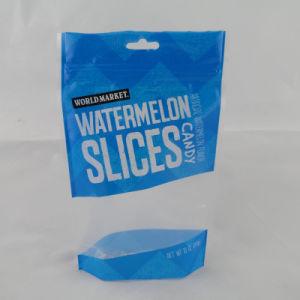 プラスチック包装袋のジッパーロックはのためのジッパー袋を立てる
