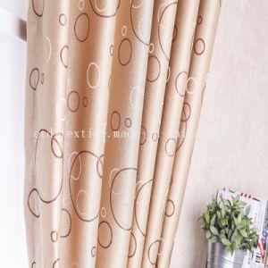 Coloridos diseños de alta calidad delicada tela de cortina de ventana para Salón
