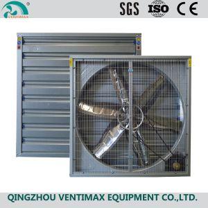 1380mm Ventilador de escape de gases de efecto y la granja avícola