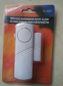 Il portello/finestra magnetici fornisce l'allarme con la batteria del AAA