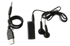 15h long temps record personnel le plus petit Mini enregistreur vocal numérique avec 8 Go de format MP3 USB Audio enregistrement téléphonique