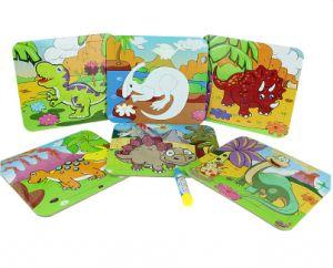 Planche à dessin de l'eau magique & Fun Puzzle
