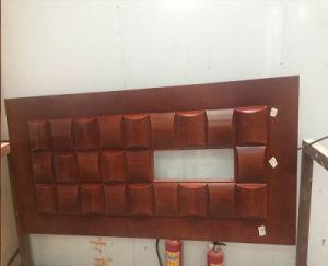 Singolo portello di legno di legno per il paese del Medio Oriente (GSP2-012)