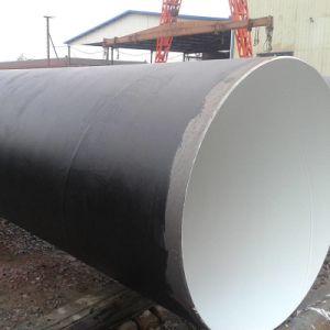 Gewundenes geschweißtes Antikorrosions-Stahlrohr API-5L