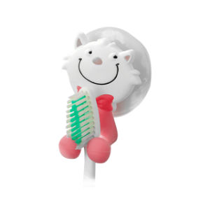Amazon Hottest vendre Support de brosse à dents en silicone