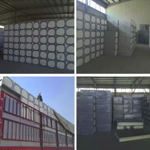 Panel acero Panel de pared de la junta de espuma de paneles sándwich de poliuretano
