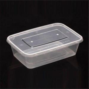Congelador microondas para armazenamento de alimentos Takeaway Segura 650ml com tampas